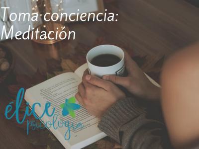 Tomar conciencia: meditación en Alcalá de Henares