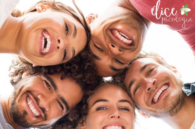 Contagiamos risas en Élice Psicología
