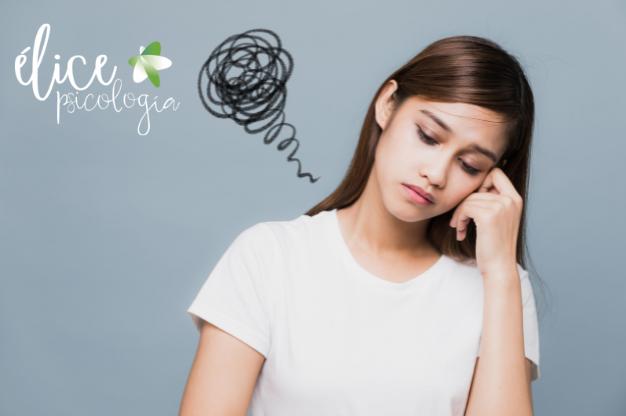 Distimia o depresión en Élice Psicología